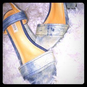 Cape Robbin chunky heels